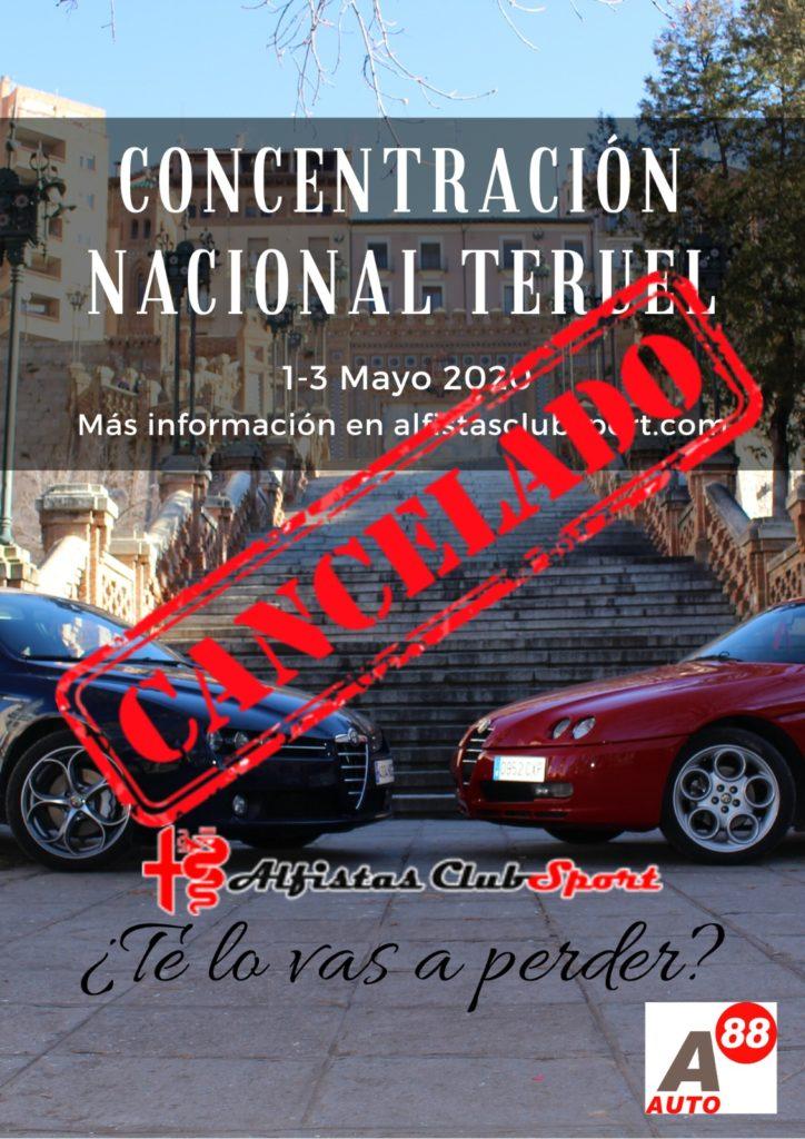 Salida Nacional ACS- Teruel