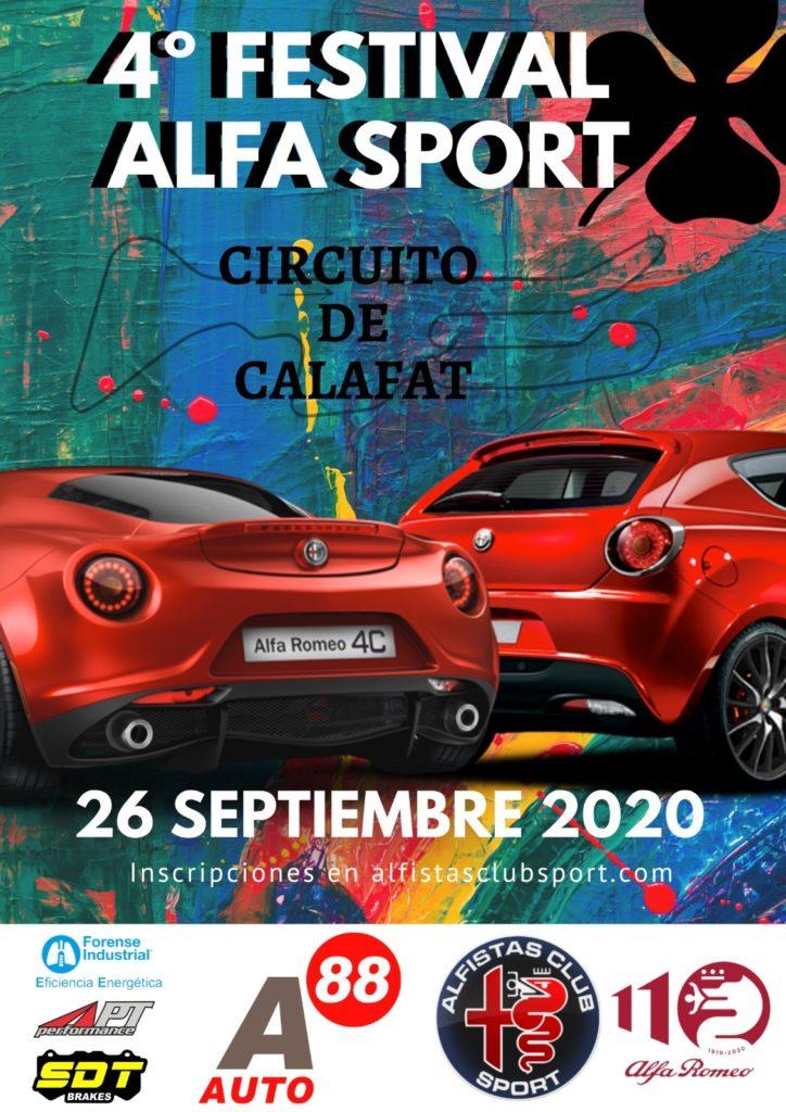 IV FESTIVAL ALFA SPORT @ CIRCUIT DE CALAFAT
