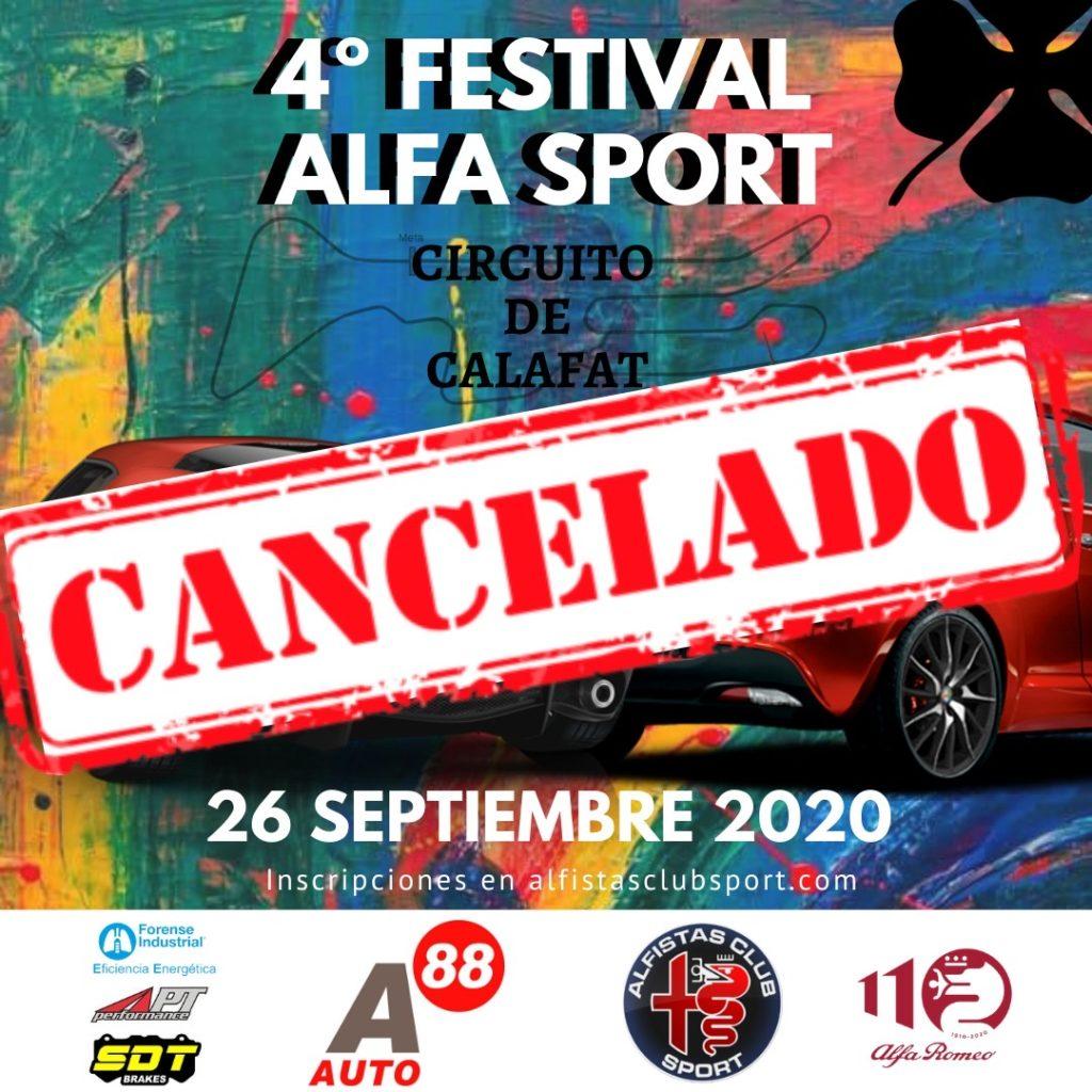 CANCEADO - IV FESTIVAL ALFA SPORT @ CIRCUIT DE CALAFAT